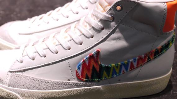 """separation shoes 90074 ccc9c Nike Blazer Mid 77 Premium """"Vintage""""  La Dolce Vita Chicago"""