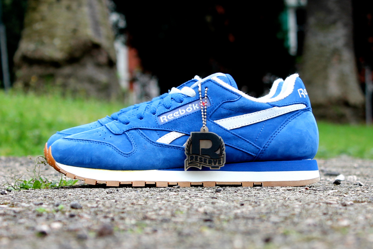 "02b6a8951499c Reebok Classic Leather Vintage ""Suede Pack""  Detailed Images"