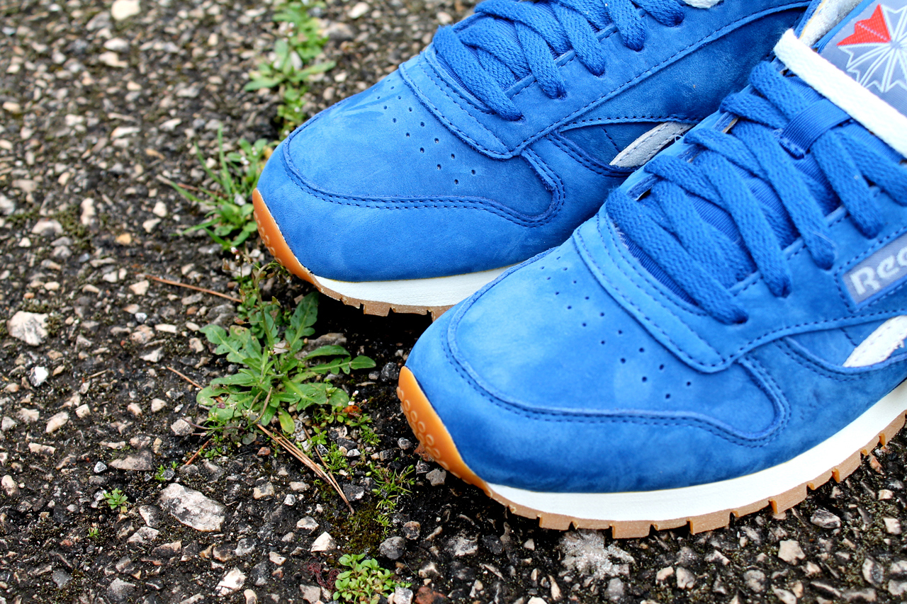 "reputable site 97b62 7dc22 Reebok Classic Leather Vintage ""Suede Pack""  Detailed Images    La Dolce  Vita Chicago"